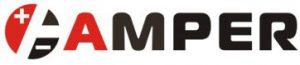 Логотип AMPER